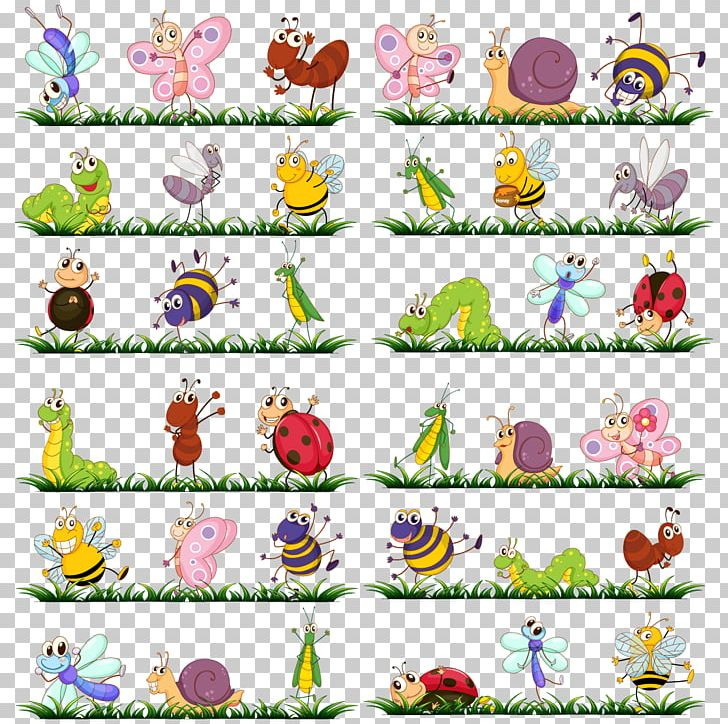 Alphabet baton clipart images clip freeuse download Insect Butterfly Cartoon PNG, Clipart, Alphabet Collection, Animals ... clip freeuse download