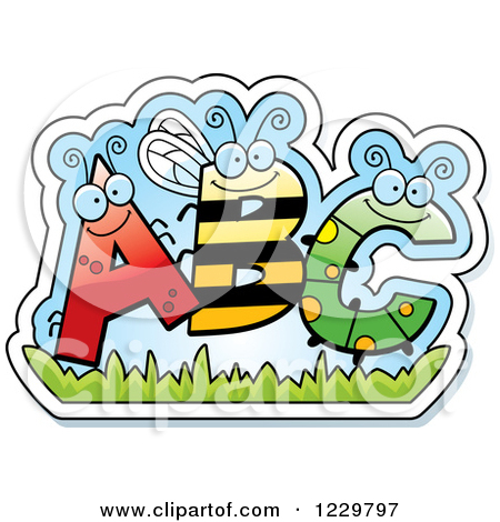 Alphabet bee abc clipart image transparent download Alphabet bee abc clipart - ClipartFest image transparent download
