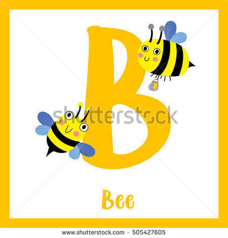 Alphabet bee abc clipart clipart library library Alphabet Bees Vector Stock Photos, Royalty-Free Images & Vectors ... clipart library library