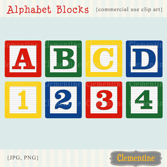 Alphabet block clipart clipart download Alphabet Baby Block Clipart - Clipart Kid clipart download