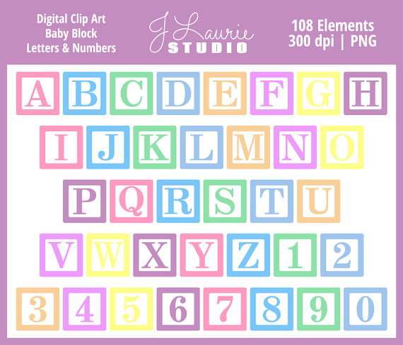 Alphabet block letter clipart clipart transparent download Alphabet block letter clipart - ClipartFest clipart transparent download