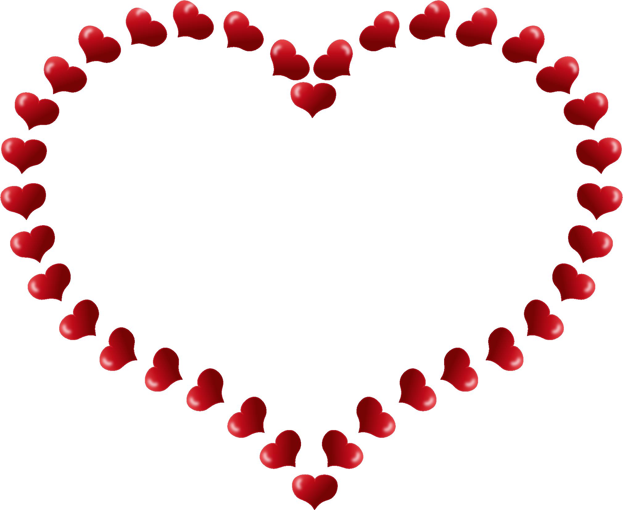 Heart Border Clip Art | Clipart Panda - Free Clipart Images ... svg free download