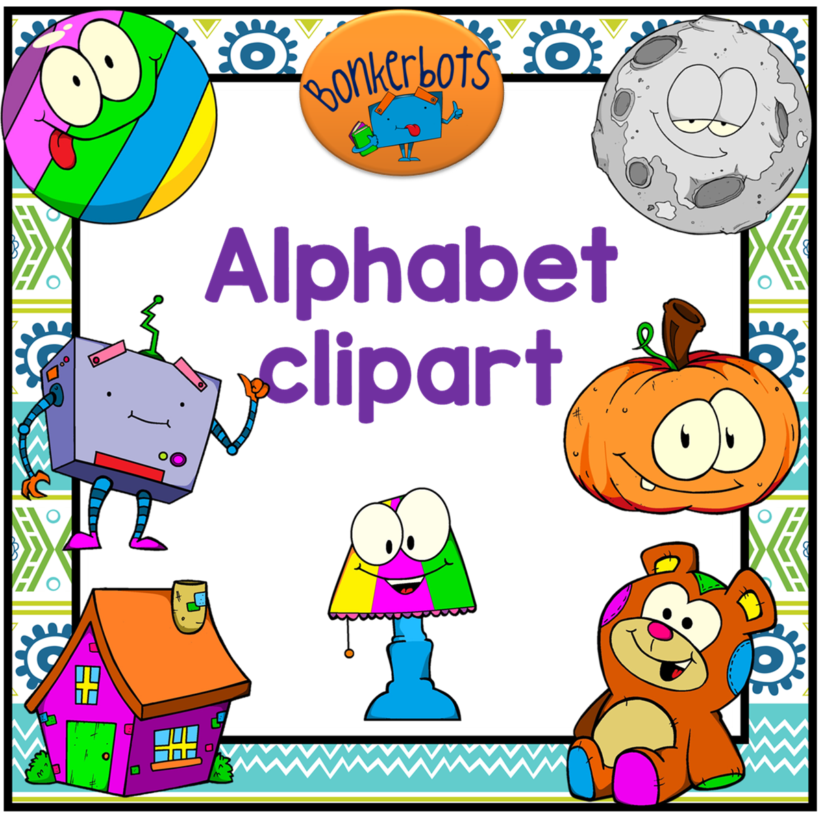 Alphabet Clipart svg freeuse