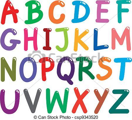 Alphabet clip art clip transparent Clipart letters of the alphabet free - ClipartFest clip transparent