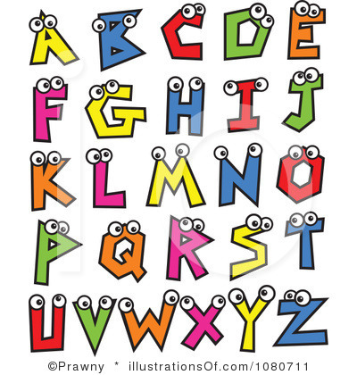 Individual Alphabet Letters Clipart - Clipart Kid clip free