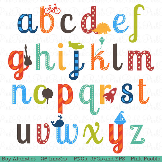 Alphabet clip art free image black and white library Alphabet Letters Clip Art & Alphabet Letters Clip Art Clip Art ... image black and white library