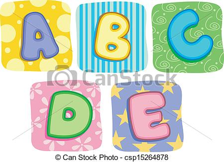 Alphabet clip art free letters banner freeuse download Alphabet clip art free letters - ClipartFest banner freeuse download