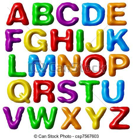Alphabet clipart clip art royalty free Alphabet clip art free - ClipartFest clip art royalty free