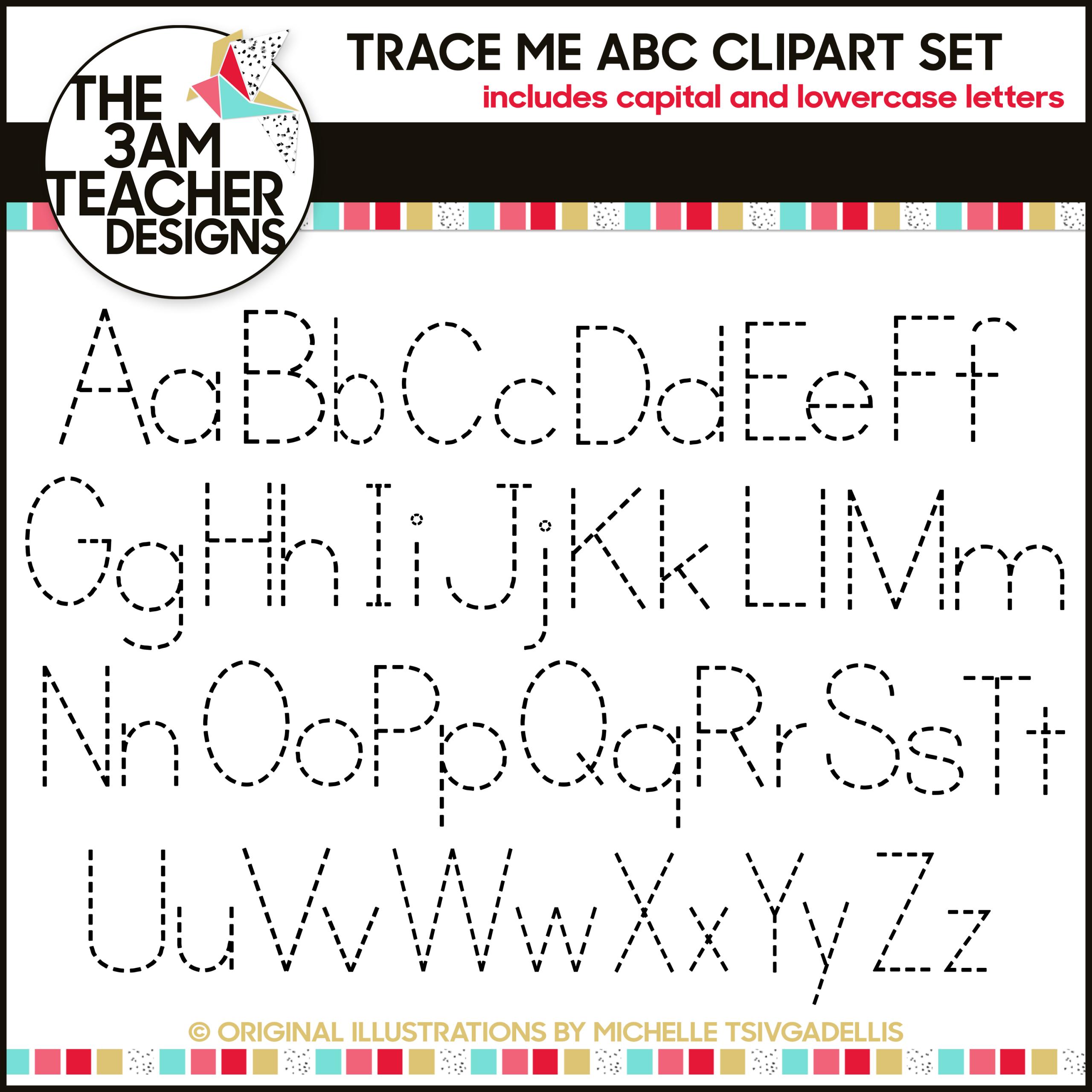 Alphabet clipart a z - ClipartFest image library download