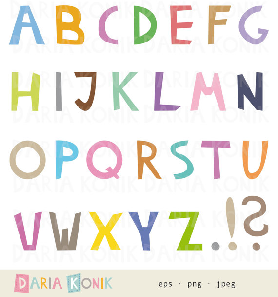 Alphabet clipart a z picture transparent stock Alphabet clipart a z - ClipartFest picture transparent stock