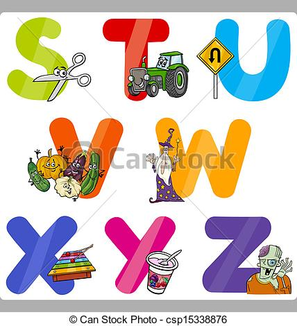 Kids alphabet letters clipart - ClipartFest clipart royalty free library