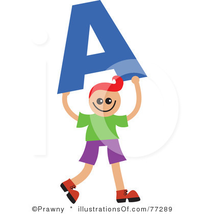 Alphabet Clipart For Kids | Clipart Panda - Free Clipart Images image freeuse stock