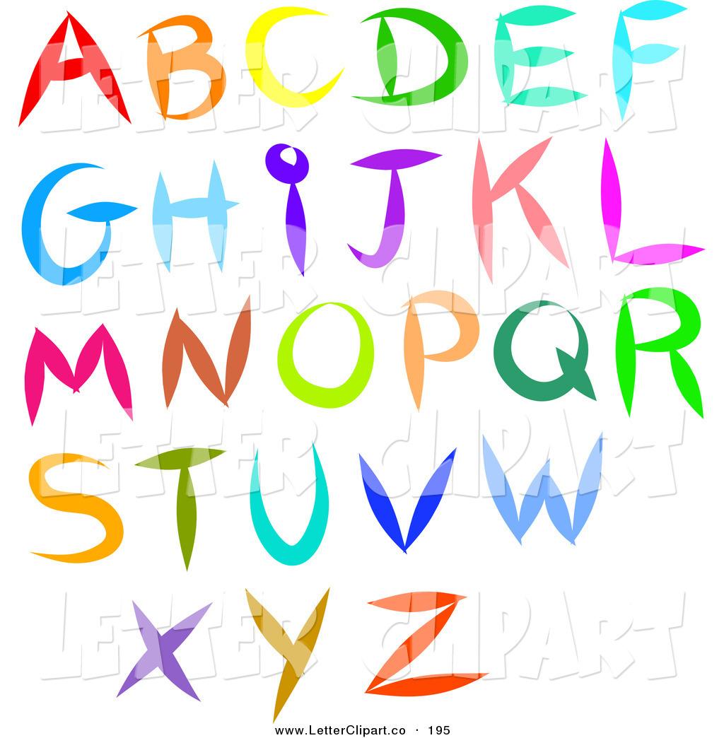 Alphabet clipart letters svg freeuse Clip art for letters - ClipartFest svg freeuse