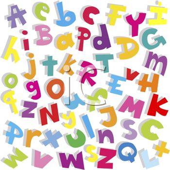 Clipartfest . Alphabet clipart letters free