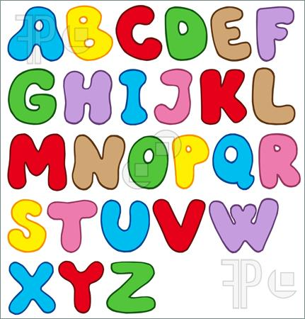 Free animated alphabet clipart - ClipartFest clipart black and white library