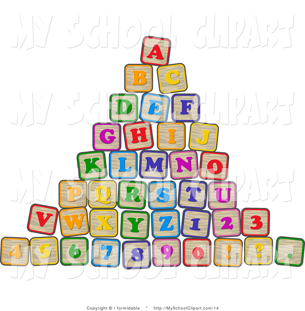 Free clipart letters of the alphabet - ClipartFest banner freeuse download