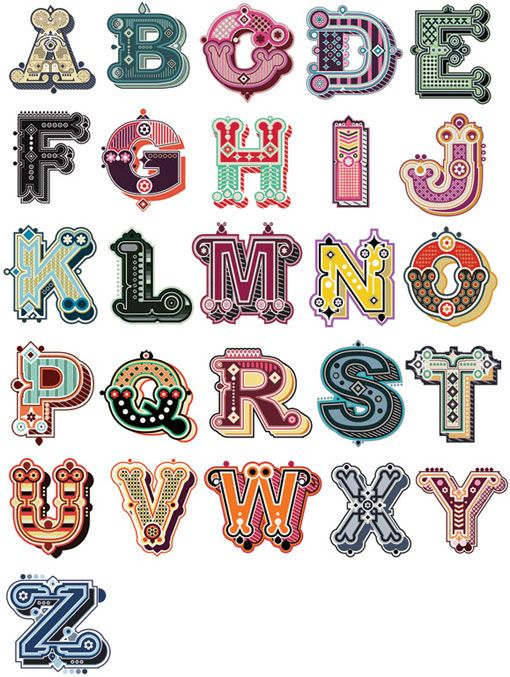 Alphabet clipart nancy drew banner Jonny Wan letterforms | Nancy Drew~ Detective girl | Typography ... banner