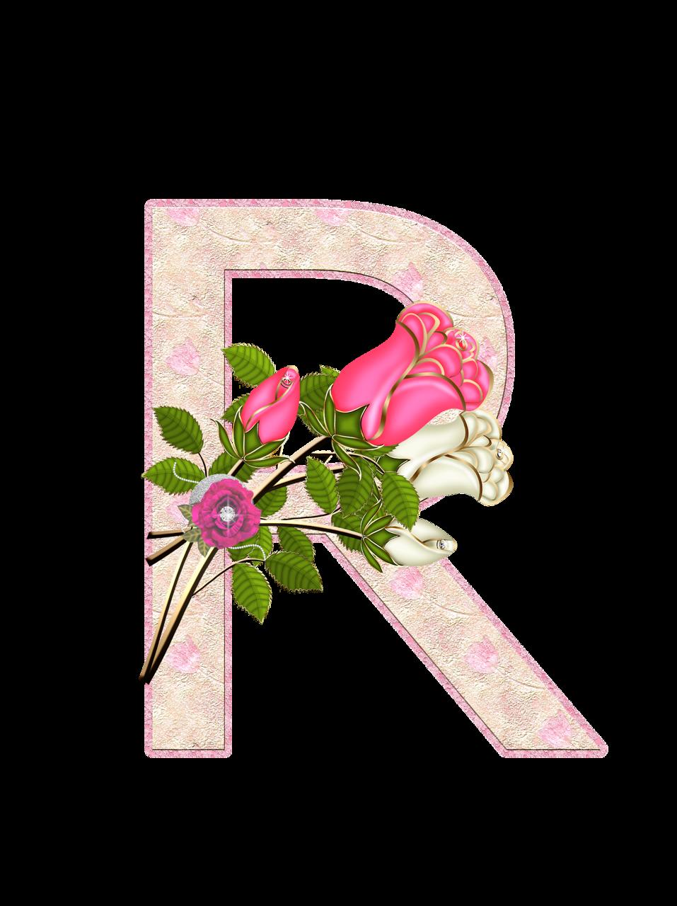 Alphabet flower clipart vector library stock FLORES Y LETRAS PARA DECOUPAGE | Decoupage, Alphabet letters and ... vector library stock