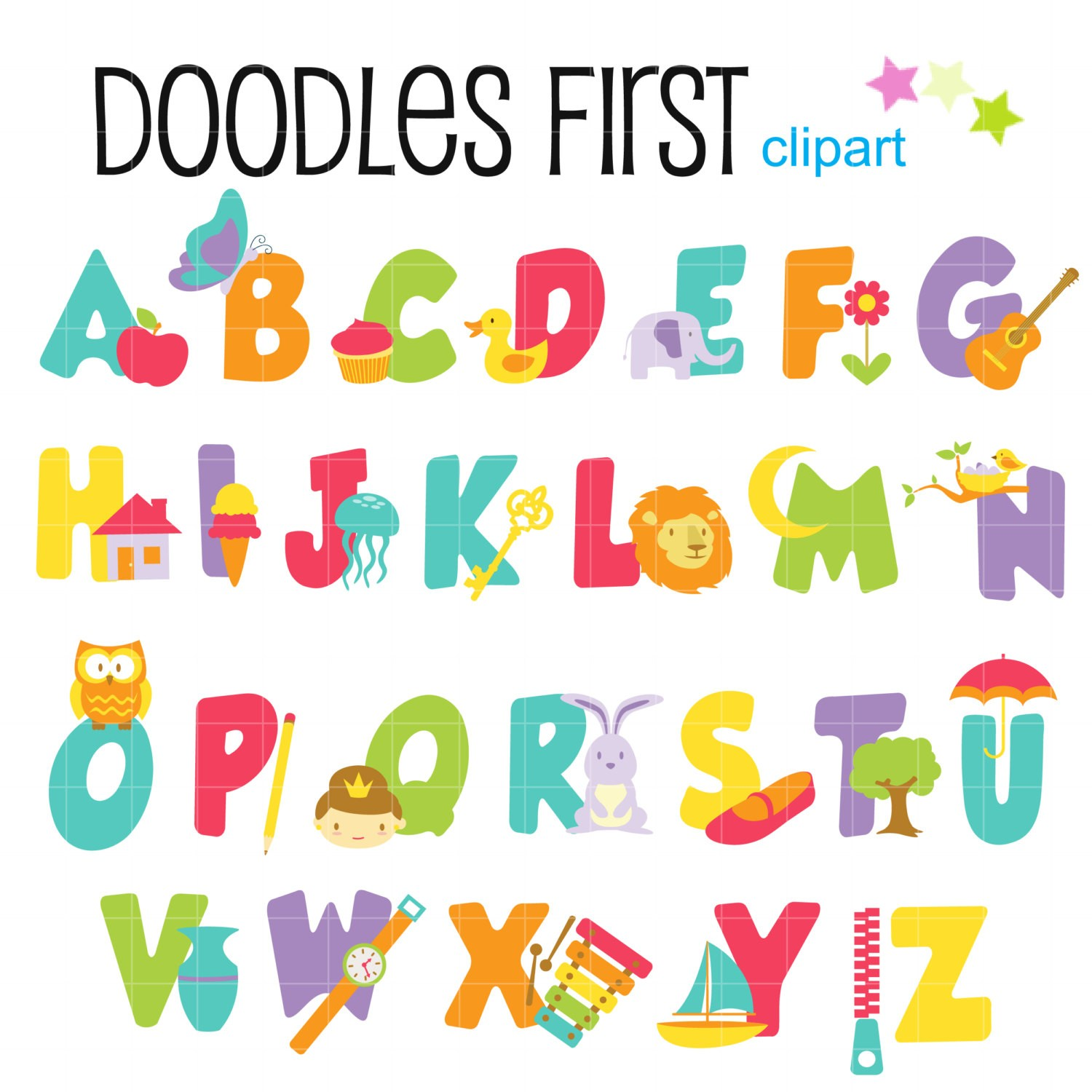 Alphabet graphics clipart - Clipartix picture royalty free stock