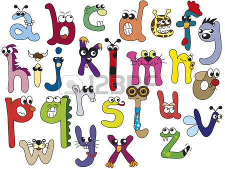 Alphabet kids clipart graphic free 24,520 Alphabet Kids Stock Illustrations, Cliparts And Royalty ... graphic free
