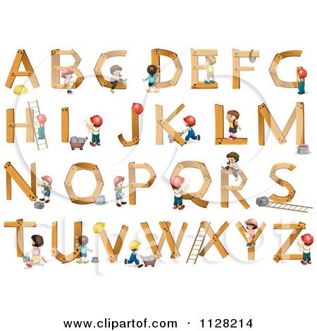 Alphabet letter building clipart free Alphabet letter building clipart - ClipartFox free