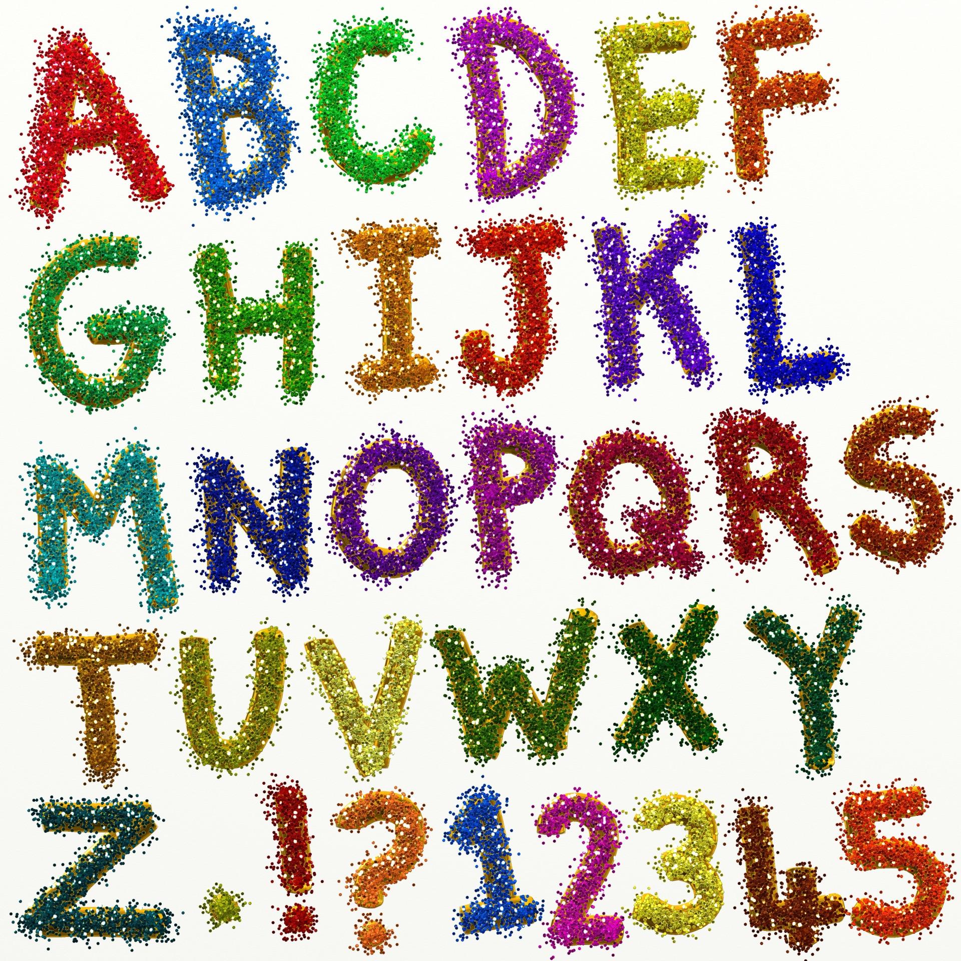Alphabet letter clip art. Letters gold free stock