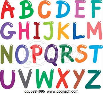 Abc Alphabet Letters Clipart - Clipart Kid picture library library