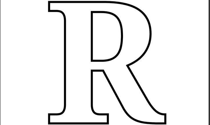 Alphabet letter clipart black and white. Clipartfest letters