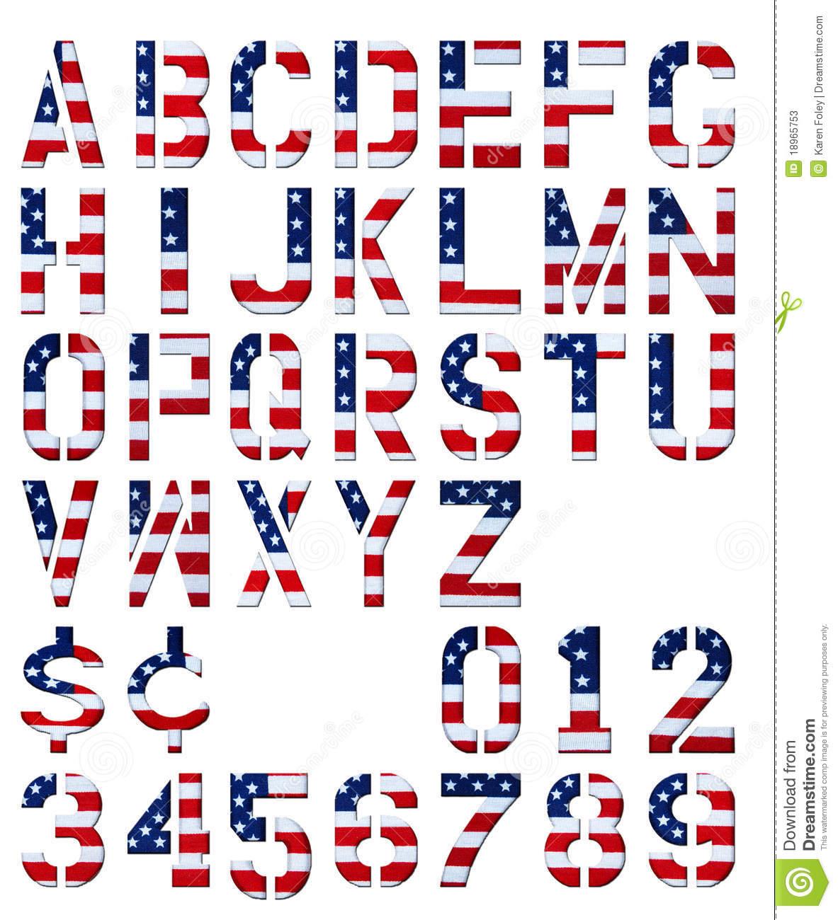 Alphabet letter clipart flags. Clipartfest american flag letters