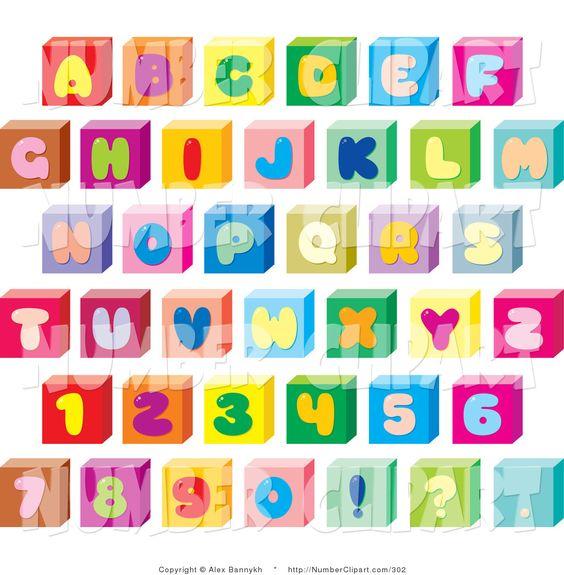 Free Clip Art Alphabet Letters | Clip art, vectores, etc ... clip royalty free library