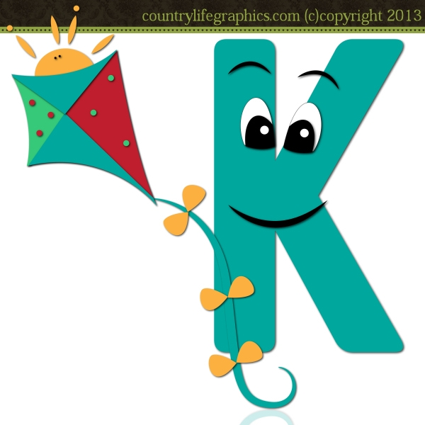 Letter K Clipart & Letter K Clip Art Images - ClipartALL.com svg library stock