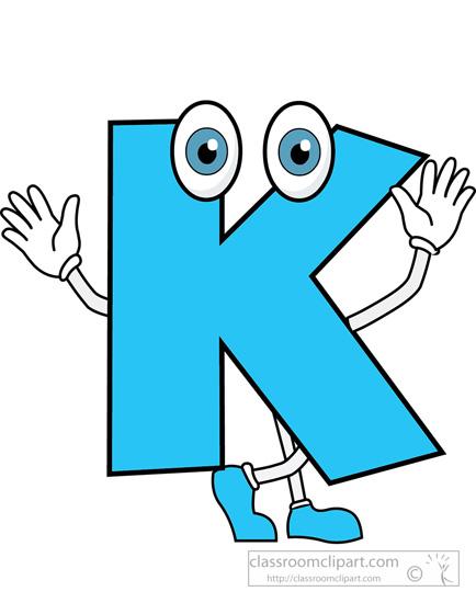 Alphabet letter clipart k - ClipartFest png freeuse