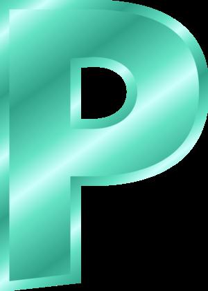 Alphabet letter clipart p freeuse Alphabet letter clipart p - ClipartFest freeuse