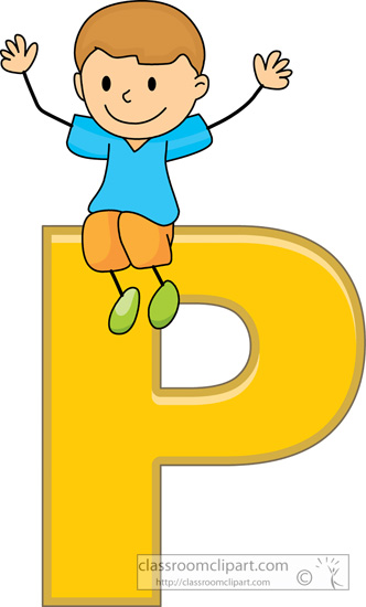 Letter P Clipart - Clipart Kid clip freeuse download