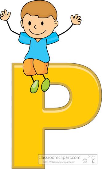 Alphabet letter clipart p clip freeuse download Letter P Clipart - Clipart Kid clip freeuse download