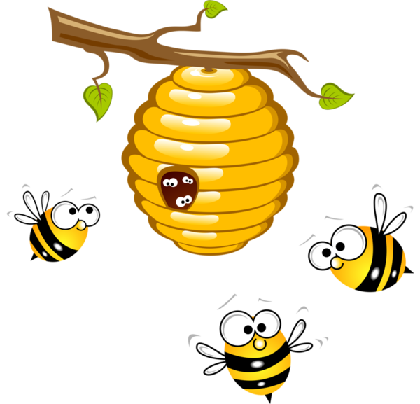 abeilles,png | Honey Bees (abeilles) Clip Art | Pinterest | Bees ... banner royalty free stock