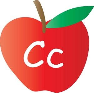 Alphabet letters clip art c graphic stock Clipart letter c - ClipartFest graphic stock