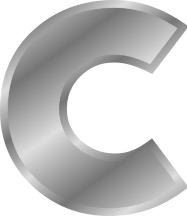 Alphabet letters clip art c - ClipartFest svg freeuse library