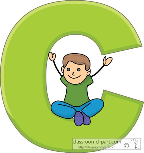 Alphabet letters clip art c - ClipartFest image download