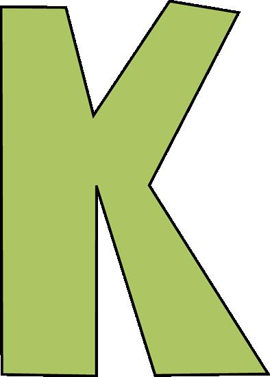 Alphabet letters clip art k - ClipartFest clipart transparent