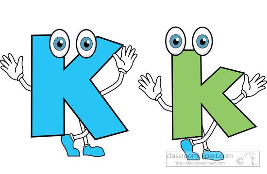 Letter K Clipart & Letter K Clip Art Images - ClipartALL.com clip transparent stock