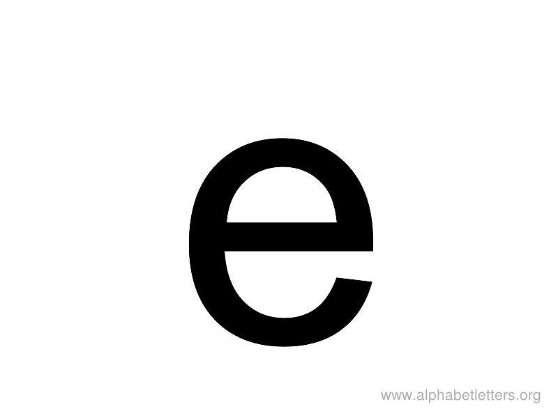 Alphabet lower case letter e clipart clip art freeuse download Alphabet lower case letter e clipart - ClipartFest clip art freeuse download