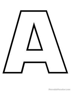 Alphabet outline clipart clip free download Alphabet Clipart Outline clip free download