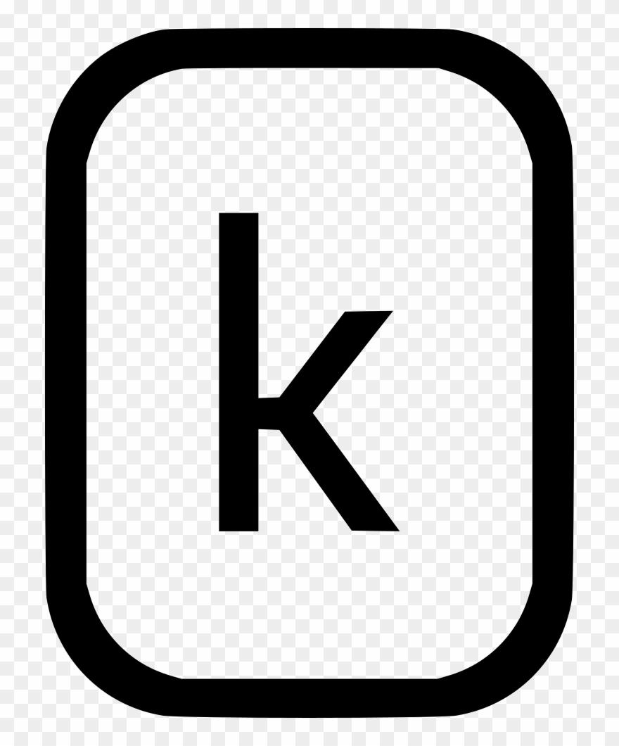 Alphabet outline clipart svg royalty free download Letter K Clipart Format Free Clip Art Alphabet Fancy ... svg royalty free download
