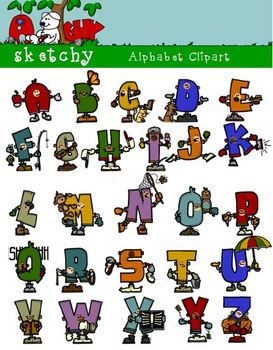 Letter v graphic clip. Alphabet people clipart