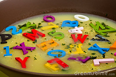 Alphabet Soup Stock Photos, Images, & Pictures - 378 Images jpg free download
