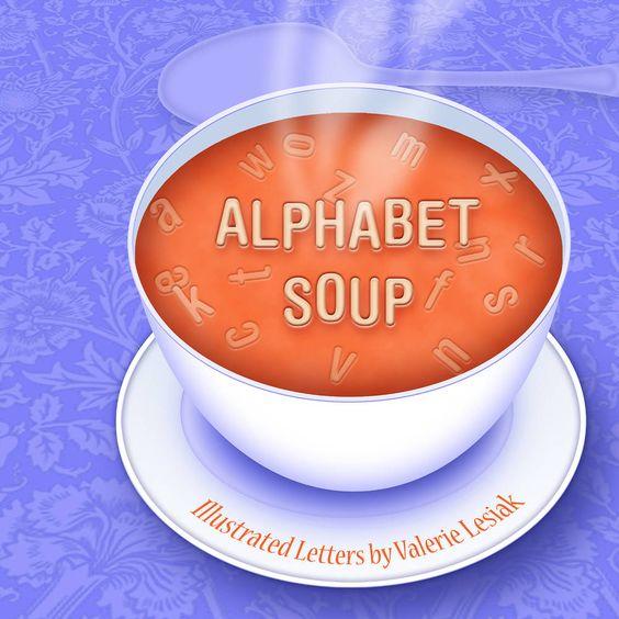 Alphabet soup clip art png free alphabet soup. | Words and Letters | Pinterest | Alphabet, Soups ... png free