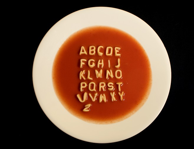 Donna L Martin's THE STORY CATCHER: Have Some Alphabet Soup png black and white