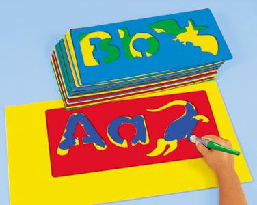 Alphabet stencil clip art vector stock Alphabet stencils clipart - ClipartFest vector stock