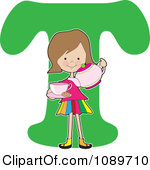 Alphabet t clipart clipart library library Royalty-Free (RF) Letter T Clipart, Illustrations, Vector Graphics #1 clipart library library